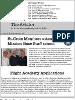 St Croix Squadron - Jan 2008