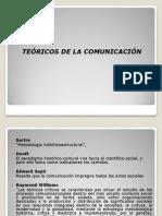 Teoricos de la Comunicación1