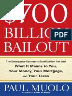 $700 Billion Bailout (2009)