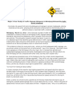 Safer Streets Solutions Release March 2012 - Text File Only