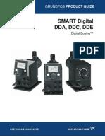Grundfos Dosing Pump DDA DDC DDE
