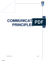 3 Level I Communication Principles