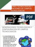 GENERACIONES TECNOLÓGICAS Y CONFIGURACIONES DE CAMPOS TECNOLOGICOS