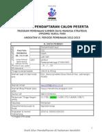 Formulir ran PPSDMS Angk VI 2012 2013 Revisi2