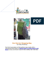 Eco Warrior Bag