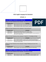 ccss englishlanguagearts standardsreportwithoutaccesspoints