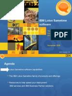IBM Lotus Sametime Software--Nov2008