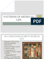 Patterns of Medieval Life -- Harcum