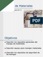 Spanish Material Handling 10 Hr Construction