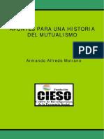 Apuntes Para Una Historia Del Mutualismo