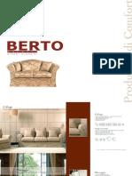 Divani Classici - Berto Salotti