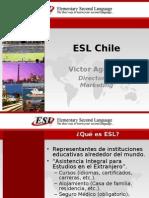 ESL Chile - Presentacion Corporativa