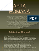 Proiect Arta Romana- Madalina Ordog