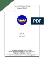 Laporan Praktikum Biologi Hukum Mendel