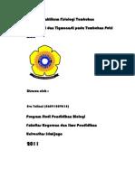 Laporan Praktikum Fisiologi Tumbuhan (Gerak Nikti Dan Tigmonasti Pada Putri Malu)