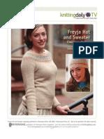 Freyja Hat Sweater