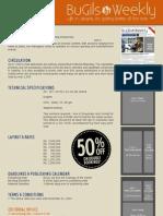 BuGils Biweekly Media Kit