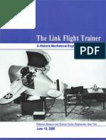 Link Trainer Simulator History