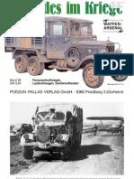 Osprey - Das Waffen Arsenal 094 - Mercedes Im Kriege