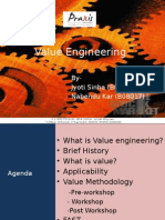 Value Engineering POM