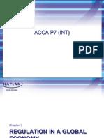 ACCA P7