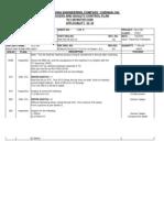 RLV SB Process Sheet