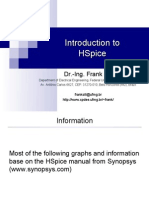Sill HSpice Tutorial Final