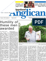 The Gippsland Anglican - March 2012