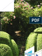 Bayerisches Gartennetzwerk Broschüre 2012
