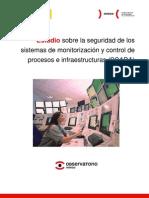 Estudio sobre la seguridad de los sistemas de monitorización y control de procesos e infraestructuras (SCADA)