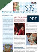 Benares School Nieuwsbrief 2012