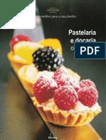 Livro Bimby - Pastelaria e doçaria com Bimby
