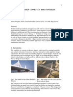 Durability Design Approach for Concrete Bridge