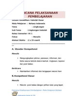 Rpp b. Indonesia