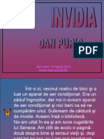Invidia Dan Puric