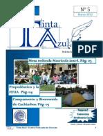 Boletín Informativo del CFC Tinta Azul N°5-Año 1