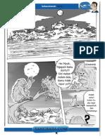 Jekson-Kunyuk Merindukan Bulan (Terjemahan)