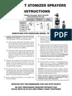 Model B Instructions