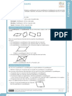 CK-12 Flexbooks on Parallelograms