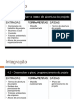 Processos Do PMI