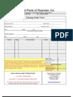 National Pools Catalog
