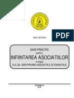 CCN Ghid Infiintare ASOCIATIE ONG Ian2010