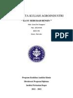 Tugas Mata Kuliah Agroindustr1