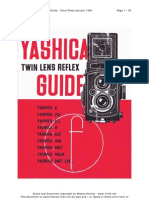 ManYashica Guide