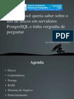 Discos Pgconbr 2009