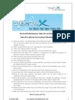 AerotriX_ RC Aircraft Maintenance
