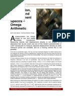 Omega Arithmetic Algorithm