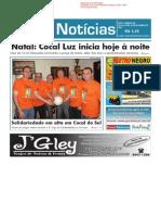 Portal Cocal - Cocal Noticias 260 - 28/11/2008
