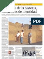 Guerreros de La Historia, Def en Sores de Identidad