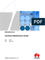 RRU3008 (DC) V2 Hardware Maintenance Guide(Draft a)(PDF)-En